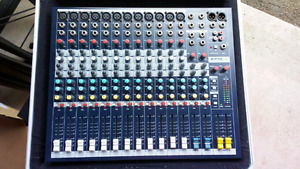 Soundcraft EPM12 passive mixer