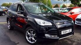 2014 Ford Kuga 2.0 TDCi 163 Titanium X 5dr Manual Diesel Estate