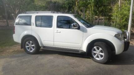 2008 Nissan Pathfinder Cannonvale Whitsundays Area Preview
