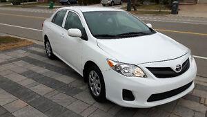 2013 Toyota Corolla CE Sedan