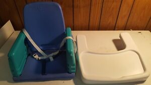 For Sale: Portable High Chair.