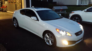 2010 Hyundai Genesis Coupe 3.8 GT Coupe (2 door)