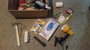 Household items and tools