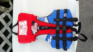 ****Body GLove Childrens Life Jacket 30-60 lbs
