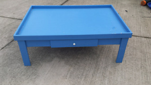 Hand made Thomas the Train set table