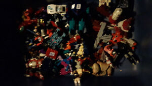 Large Lot of Transformers (1986-94)