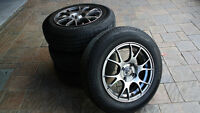Hyundai Rims & Tires - Hankook 175-70-R14