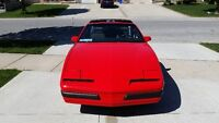 1989 Firebird with T-tops for sale $8000.00 obo