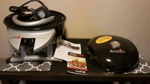 BBQ - Electric Barbecue - Charbroil Patio Bistro 180...