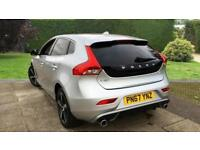 2017 Volvo V40 D2 (120) R DESIGN with Winter Manual Diesel Hatchback