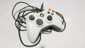 Wired PC Xbox 360 controller.