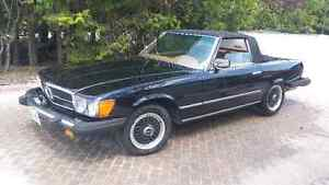 Mercedes 450SL 1977 for SALE