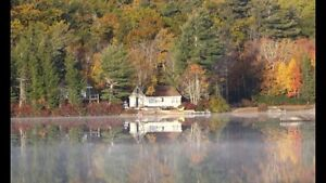 Lake Cottage Rental