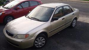 Mazda Protégé 2001 LX 2.0L