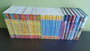 45 Geronimo Stilton, Thea Stilton & Hardcover Books