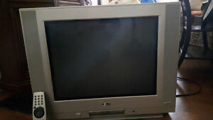 "20"" older style flat screen"