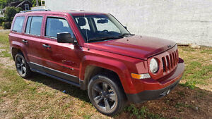 2015 Jeep Patriot Altitude SUV, Crossover