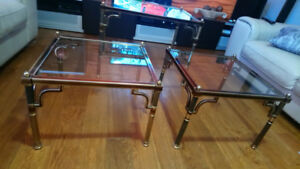 Beautiful set ofcoffee tables