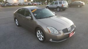 NISSAN MAXIMA *** FULLY LOADED *** SALE PRICED $4495 Peterborough Peterborough Area image 1