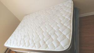 Mattress Double & Queen, Lowest Price, Almost New, DeepRiver