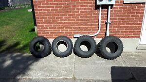 Maxxis Radial Atv Tires