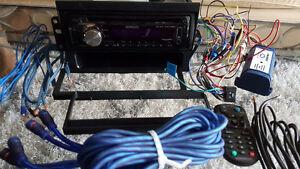 Kenwood KDC-355U Aftermarket Deck