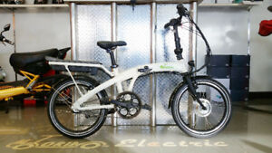 Motorino LTf - Electric Folding Bike