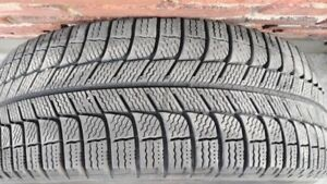 Winter tires - Michelin X-Ice 215/55R16 97H