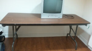 6-foot banquet table for sale