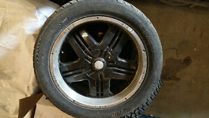 8 bolt rims and tires