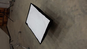 Lightrein 24x36 softbox with eggcrate for Elinchrom or Prophoto