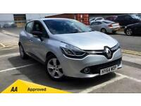 2014 Renault Clio 0.9 TCE 90 Dynamique MediaNav Manual Petrol Hatchback