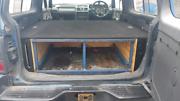 Pajero rear false floor/storage/draws Shailer Park Logan Area Preview