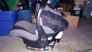 BRITAX BOB stage 1 car seat