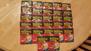 WWF Pro Wrestling Stars Wax Packs O-Pee-Chee, Series 1, 1985