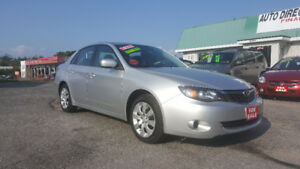 2010 SUBARU IMPREZA ALL WHEEL DRIVE *** EASY FINANCING ***