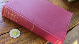 The Greek Heroes, Charles Kingsley, Old Book