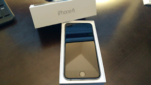 Space Grey iPhone 6 16GB w/ Rogers