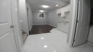 Beautyful newly buit basement for rent