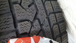 Tires 235/65/17