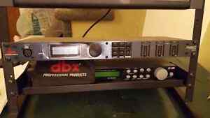 DBX DriveRack PX with RTA Mic West Island Greater Montréal image 1
