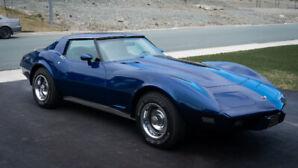 1977 Chevy Corvette - Automatic
