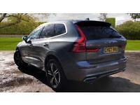 2018 Volvo XC60 2.0 D5 PowerPulse R-Design AWD Automatic Diesel Estate