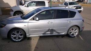 2007 Mazda 3 Hatchback LOW KM