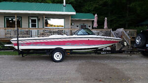 Ski and Wakeboard boat for sale