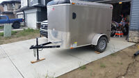 8x5 Factory Outlet Cargo/Utility Trailer (Like New)