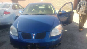 2005 Pontiac Pursuit Sedan certified etested