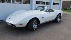 1974 Corvette convertible roadster