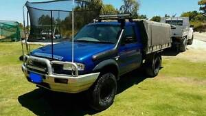 2006 Mazda Bravo B2500 T.D - LOTS OF EXTRAS-FUEL ISSUE-NEED GONE! Landsdale Wanneroo Area Preview