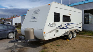 19' Trail Cruiser - Very clean, upgraded unit!